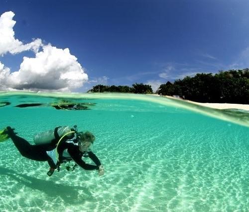 FP-diving