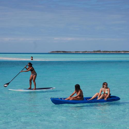 SUP-and-kayak