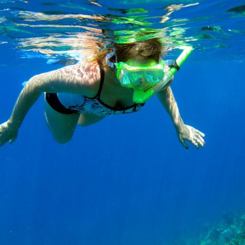 exuma-island-snorkeler
