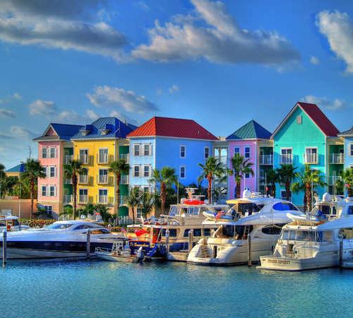 the Grand Bahama Island romantic honeymoon getaways