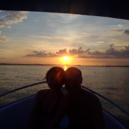 Sunset-Party-yachts-cancun-luxury-charters-7