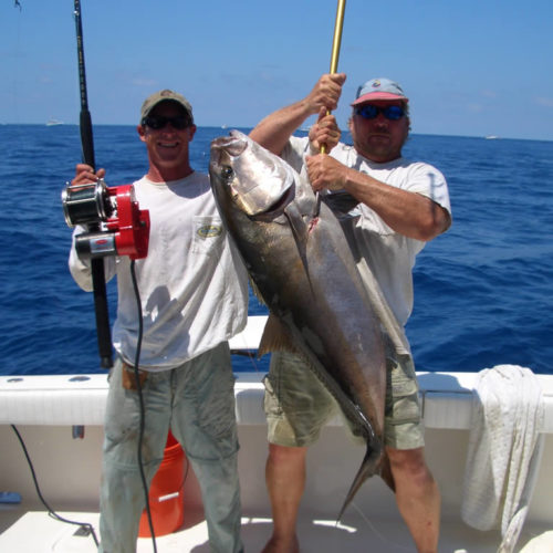Yachts-Riviera-Maya-Deep-Sea-Fishing-Amberjack-3