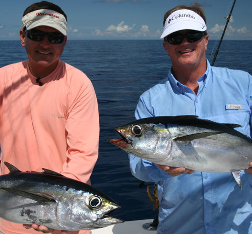 Yachts-Riviera-Maya-Deep-Sea-Fishing-Black-Fin-Tuna-6