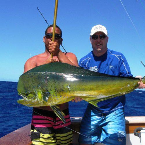 Yachts-Riviera-Maya-Deep-Sea-Fishing-Dolphin-Fish-Dorado-Mahi-Mahi-5