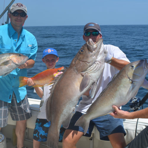 Yachts-Riviera-Maya-Deep-Sea-Fishing-Grouper
