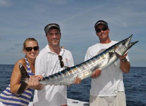 Yachts-Riviera-Maya-Deep-Sea-Fishing-Wahoo-2