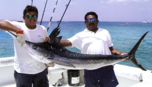 Yachts-Riviera-Maya-Deep-Sea-Fishing-White-Marlin