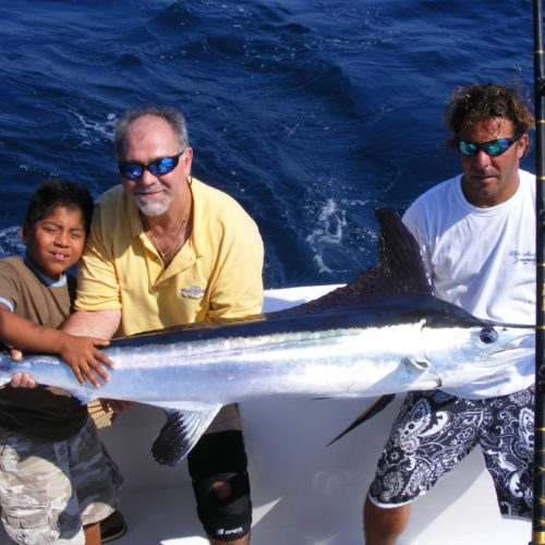 Yachts-Riviera-Maya-Deep-Sea-Fishing-White-Marlin-4